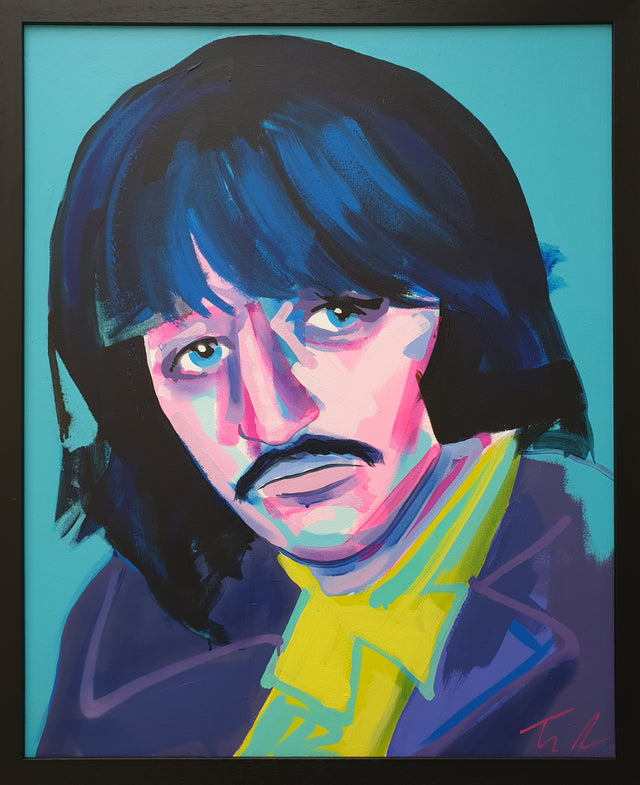 The Beatles, Ringo Starr (sold as a set).
