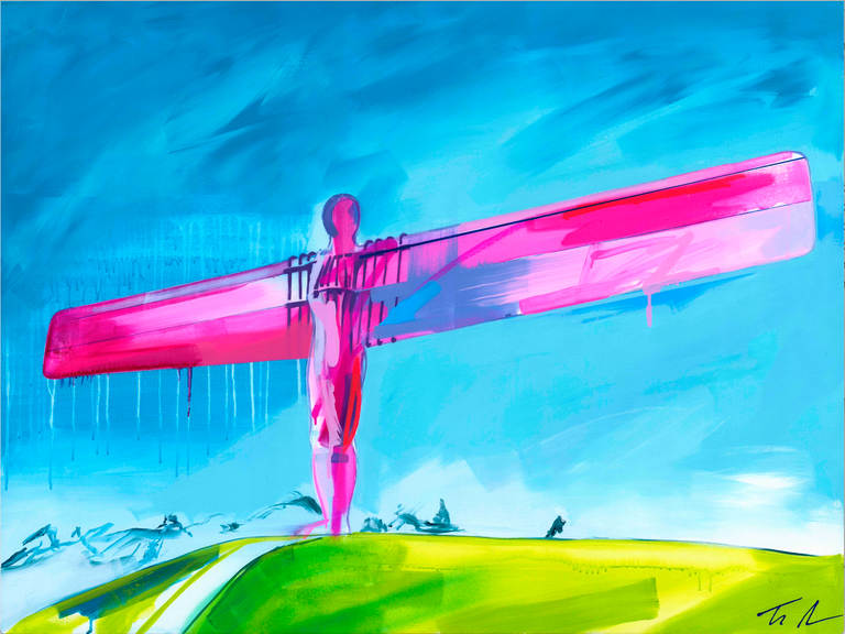 ANGEL OF THE NORTH 2019 (AO)