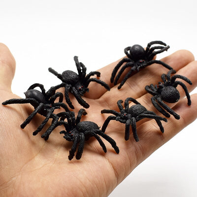 Hot Pvc Simulation Spiders