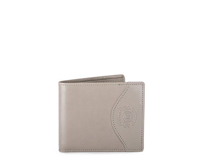 Classic Wallet No. 101 | Fog Leather