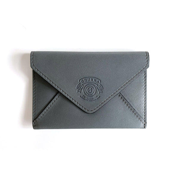 Envelope Card Case  | Dusk Leather