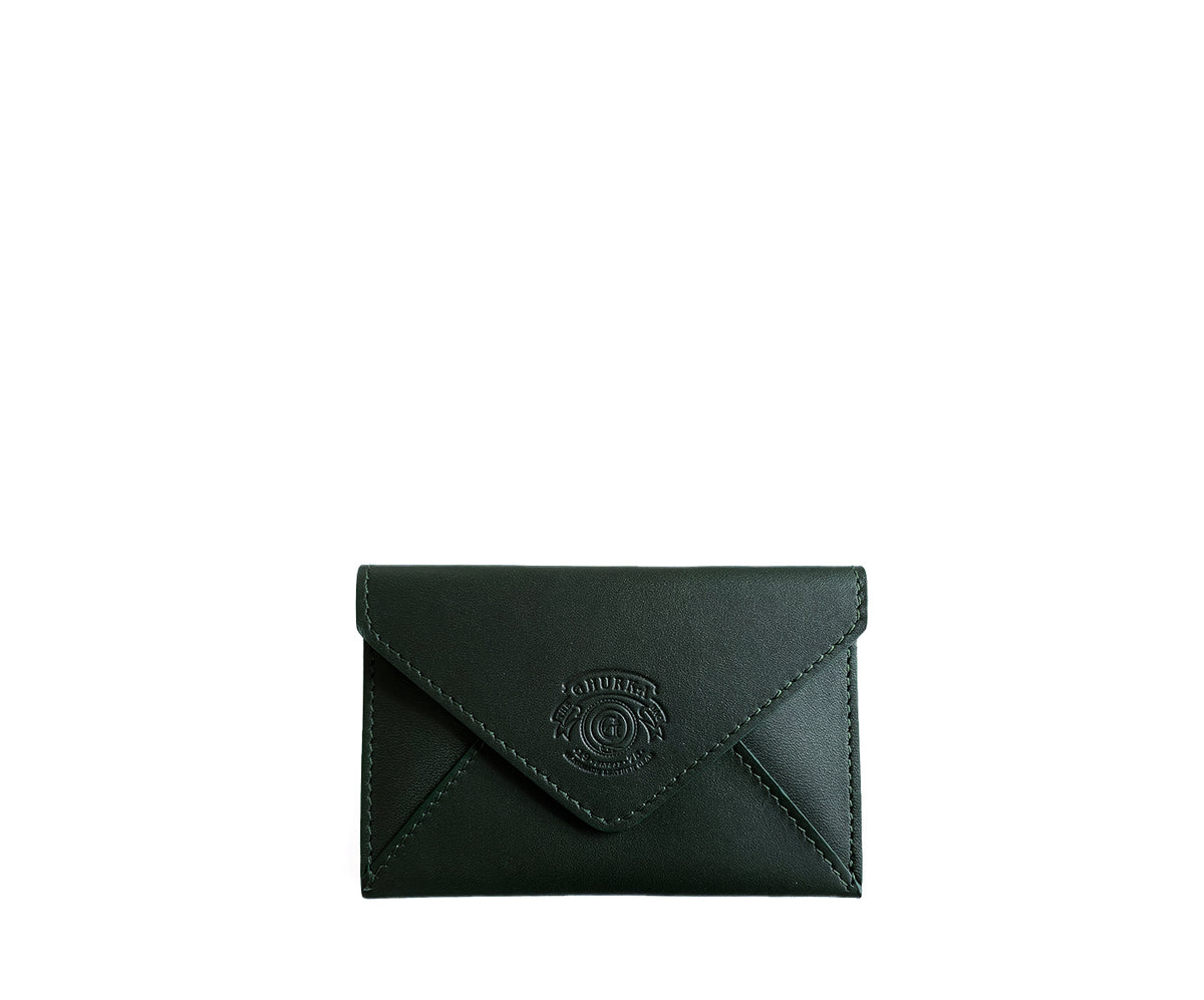 Envelope Card Case | Bonsai Leather
