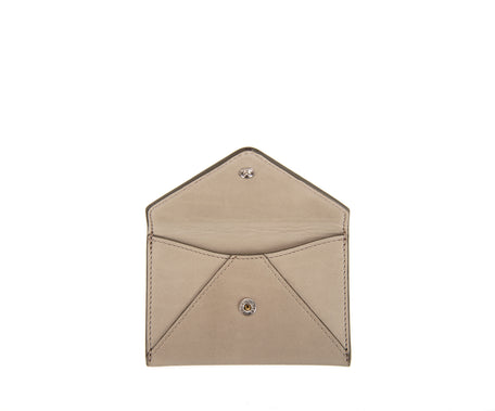Load image into Gallery viewer, Envelope Card Case | Sand Leather