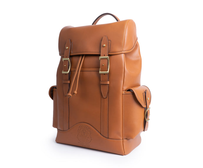 Explorer No. 239 | Chestnut Leather