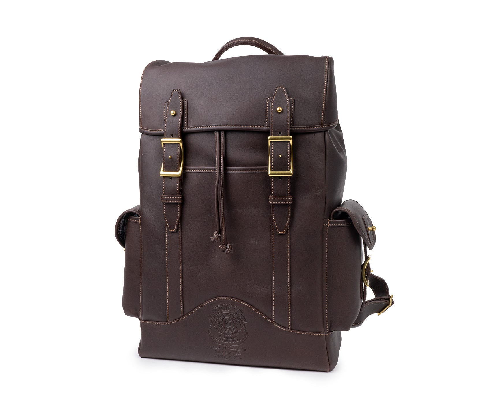 Explorer No. 239 | Walnut Leather