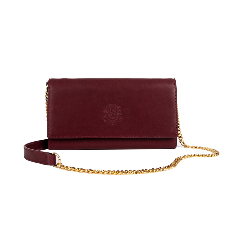 Gena Chain No. 434 | Bordeaux Leather