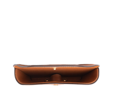 Load image into Gallery viewer, Hard Sunglass Case No. 251 | Chestnut Leather