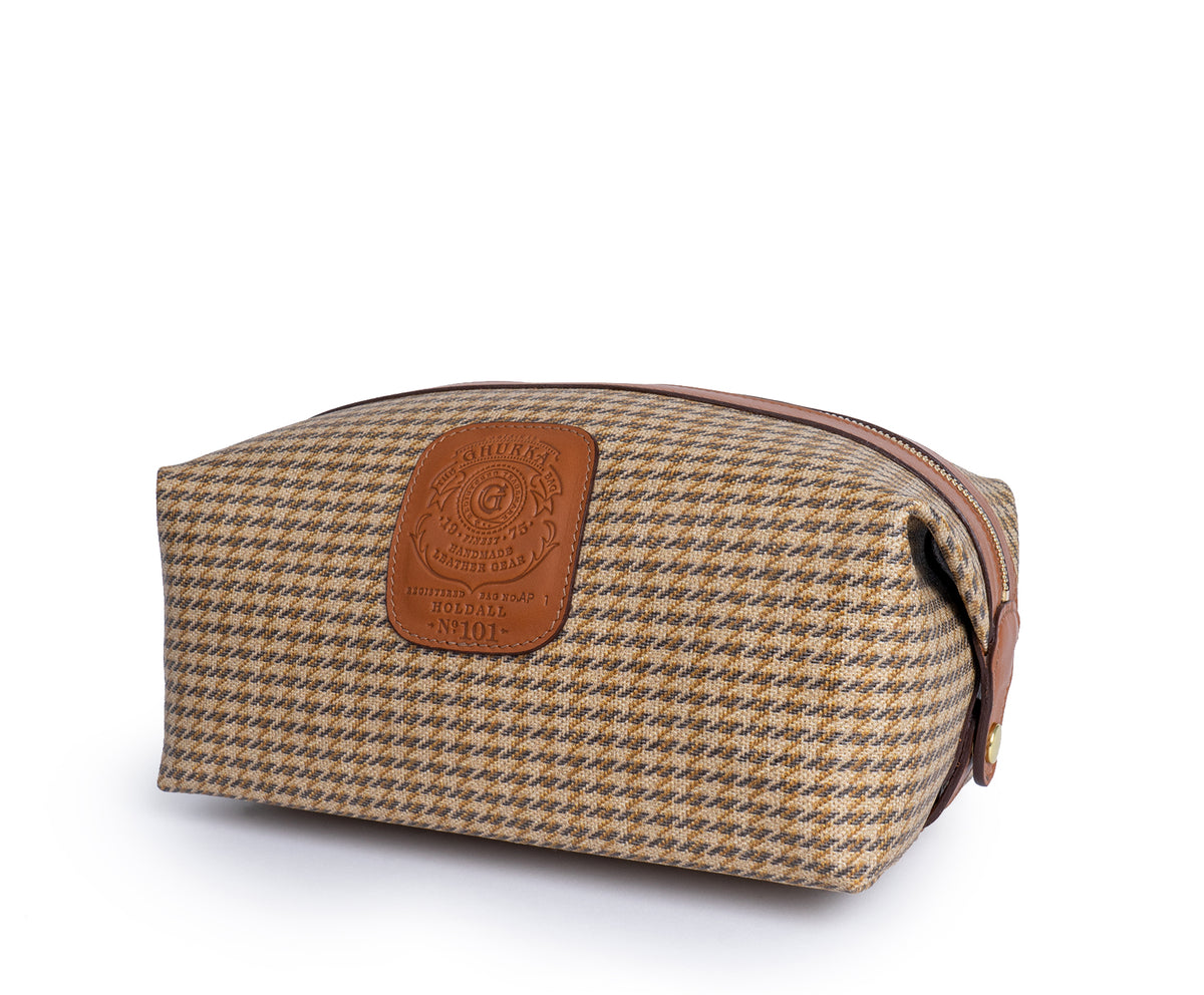 Holdall No. 101 | Derby Check