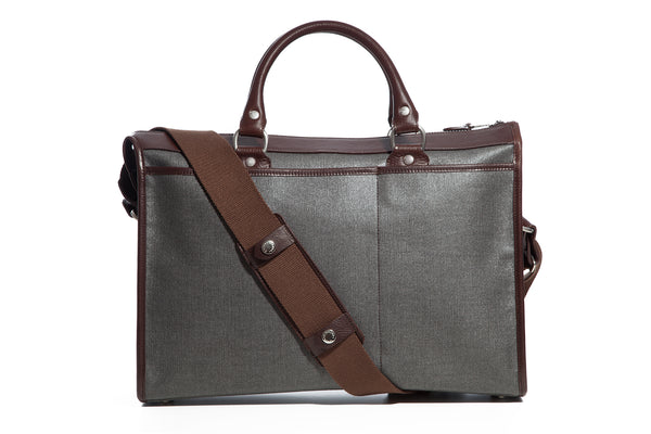Satchel No. 17 | Slate