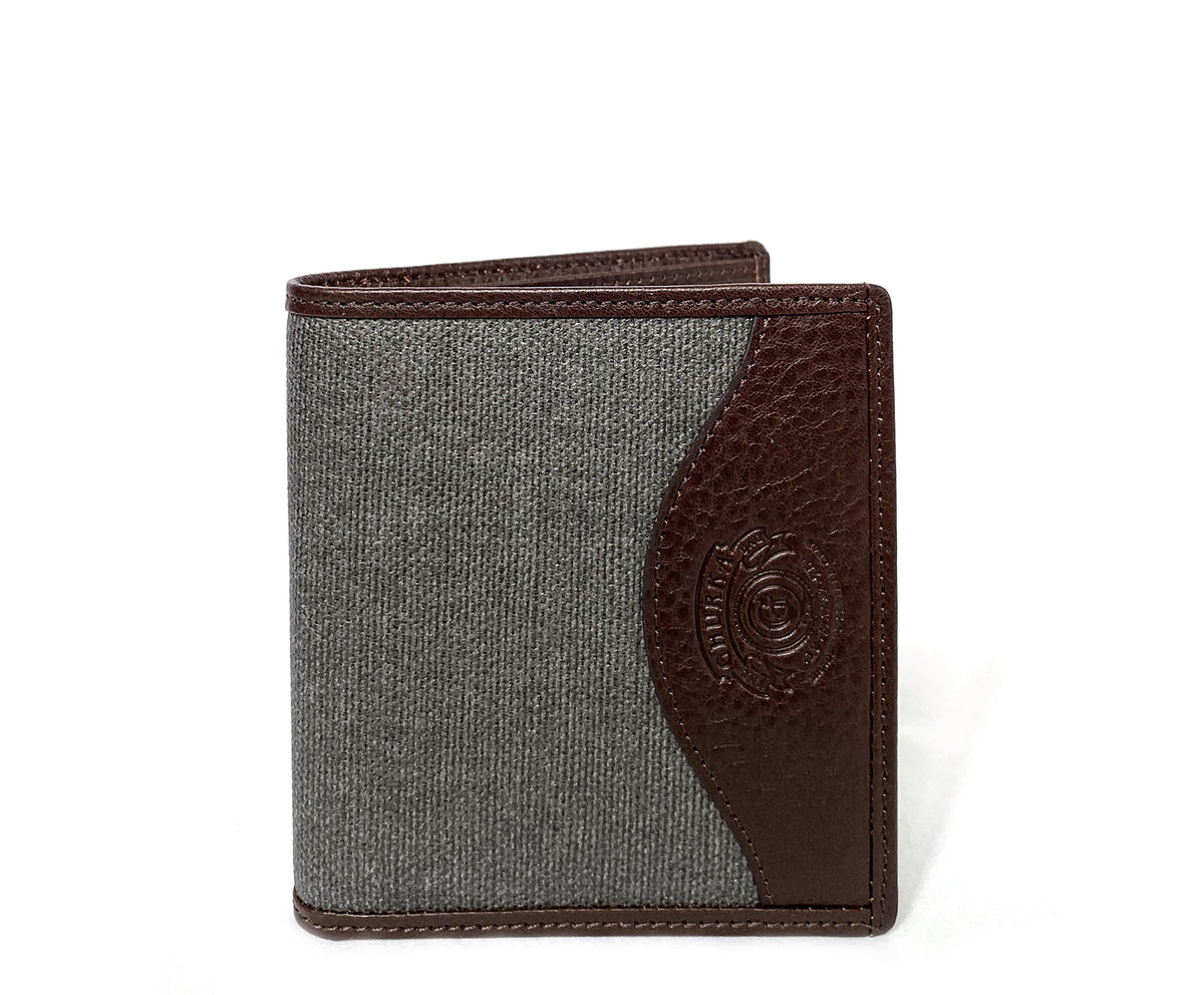 International Wallet No. 104 | Slate