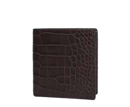 Load image into Gallery viewer, International Wallet No. 104 | Walnut Alligator