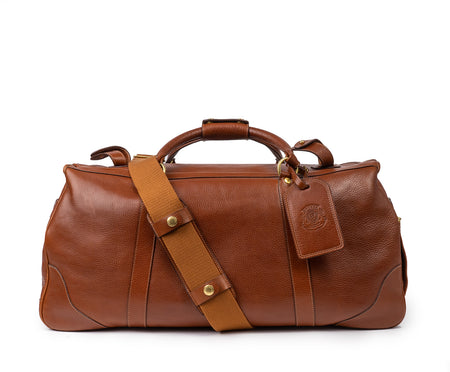 KILBURN II No. 156 | VINTAGE CHESTNUT LEATHER