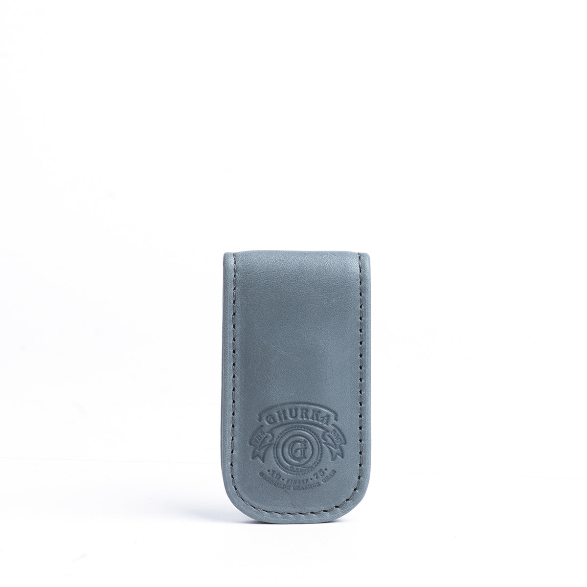 Magnetic Money Clip No. 134 | Dusk Leather