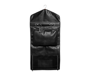 Packet No. 83 | Black Leather