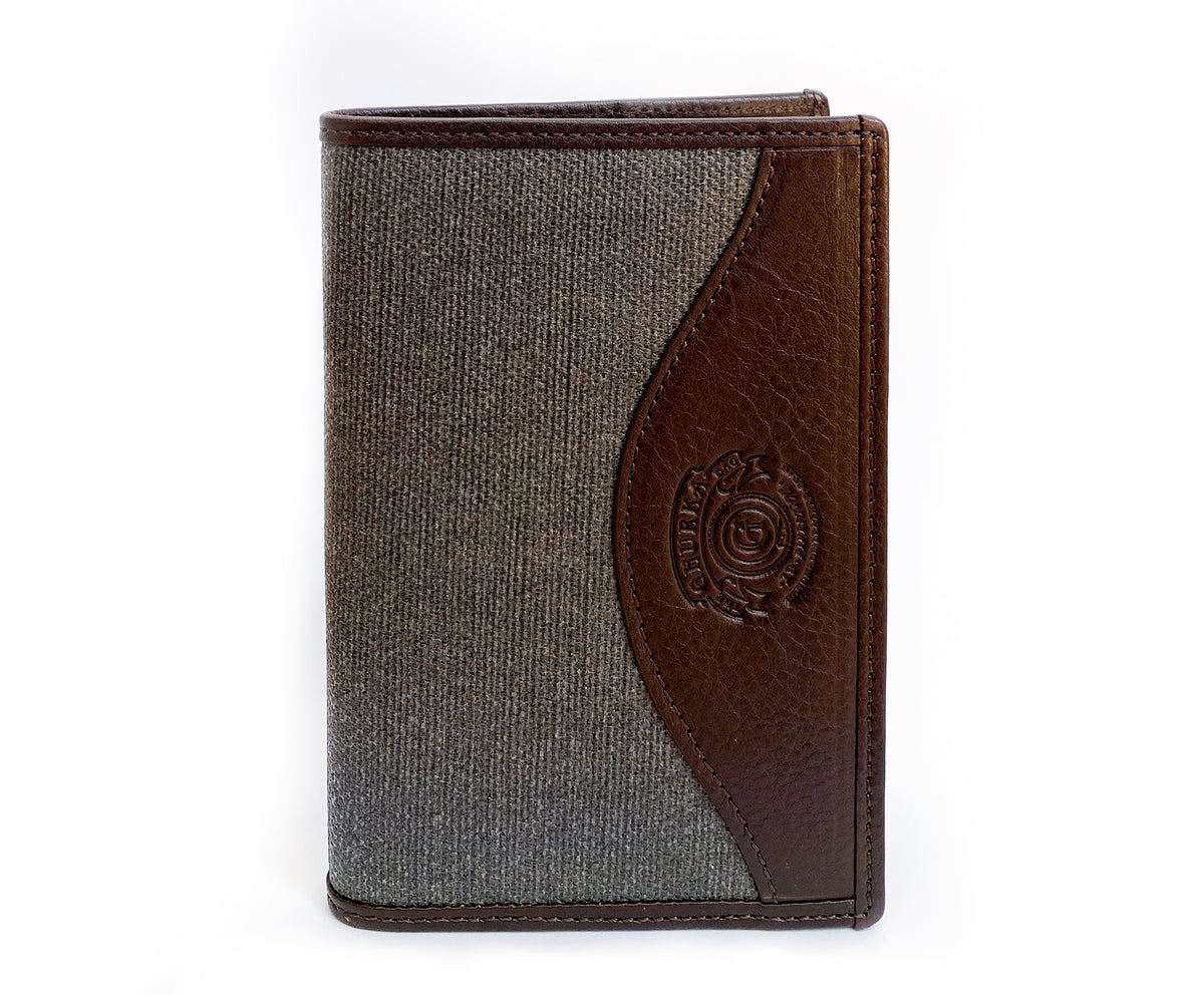 Passport Case No. 155 | Slate