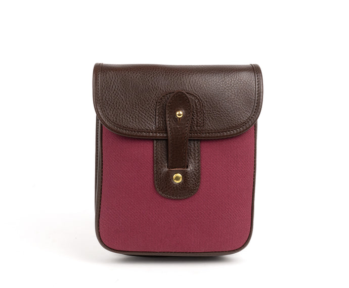 Pocket II No. 202 | Burgundy Twill
