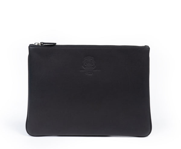Pouch II No. 64 | Black Leather