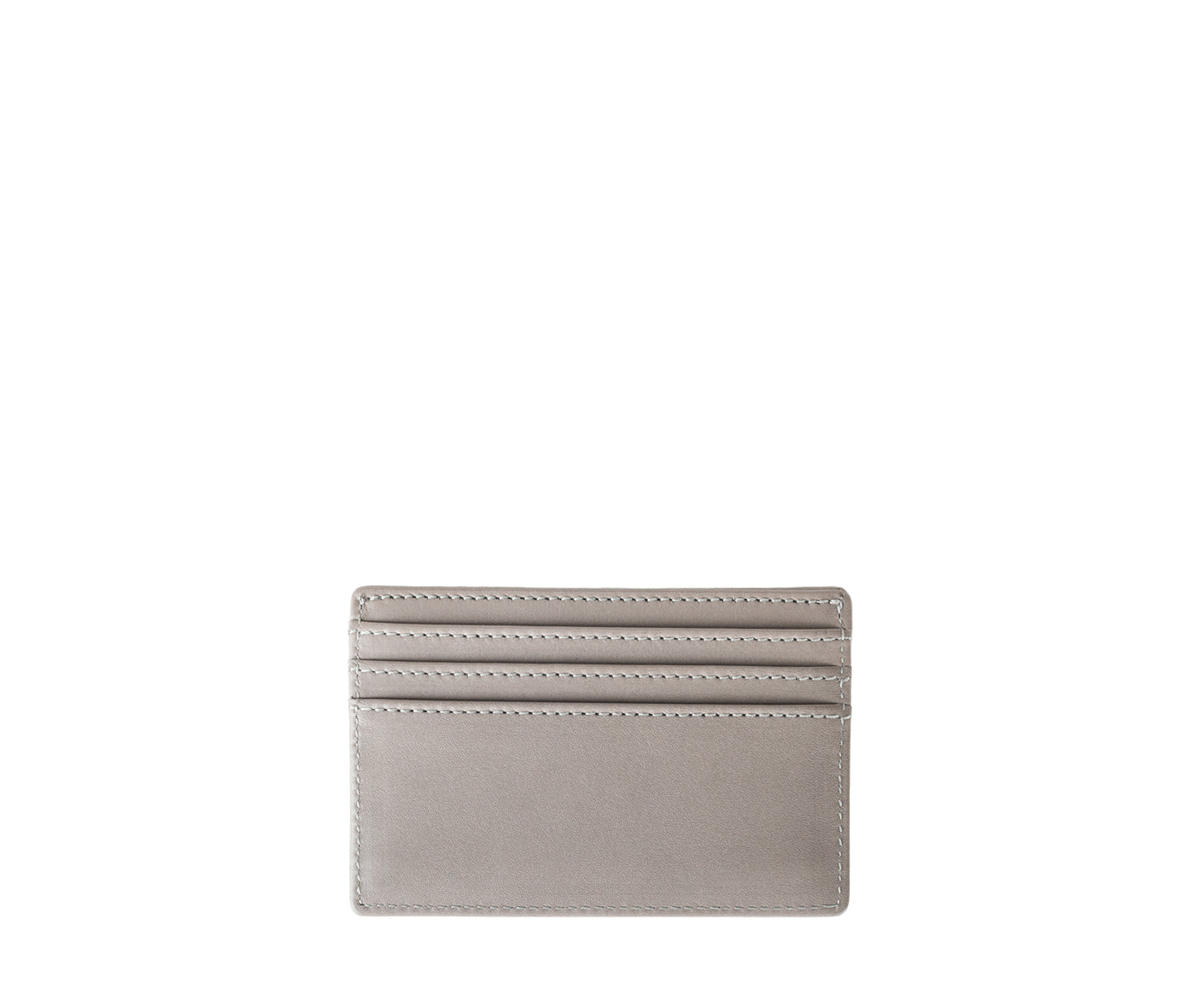Slim Credit Card Case No. 204 | Fog Leather