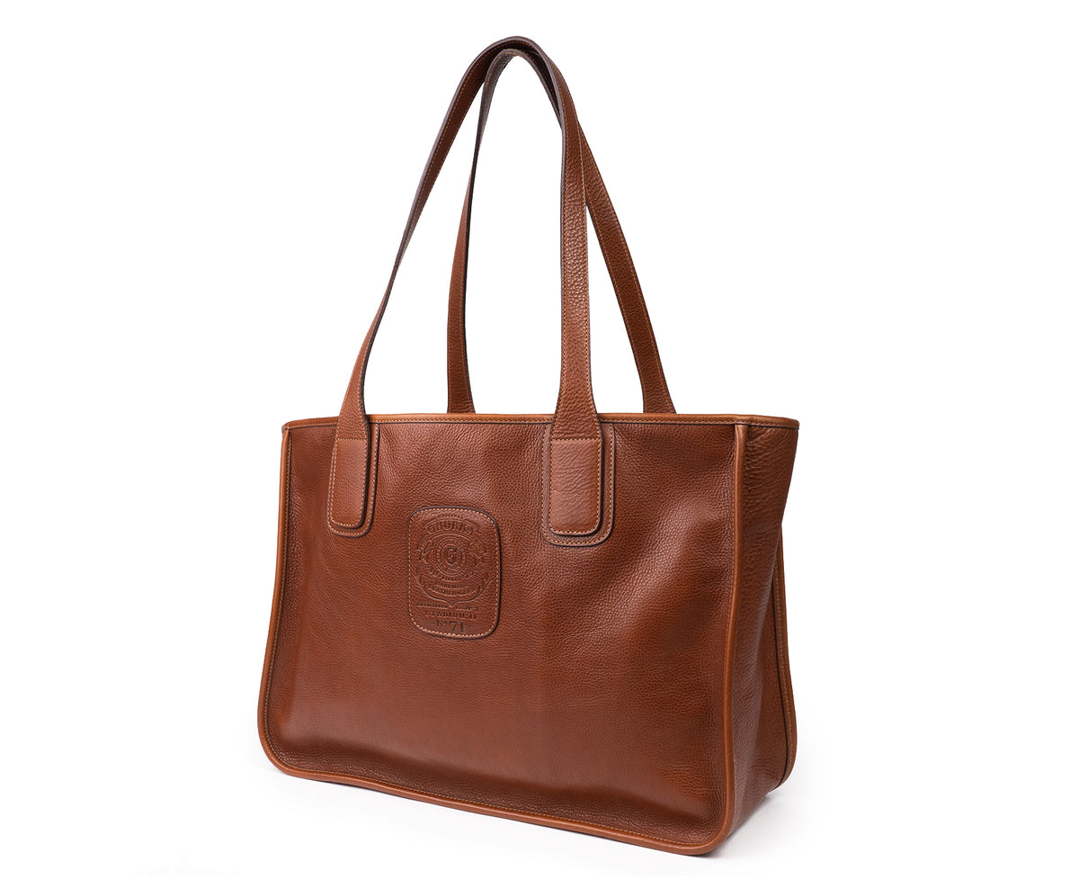 Stadium II No. 71 | Vintage Chestnut Leather