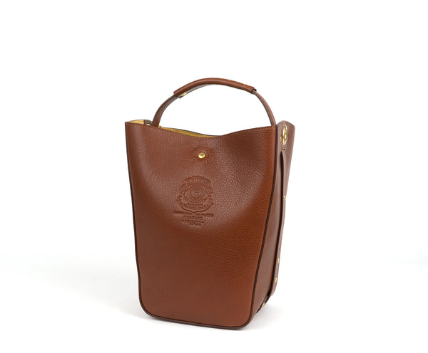 Starlet No. 301 | Vintage Chestnut Leather