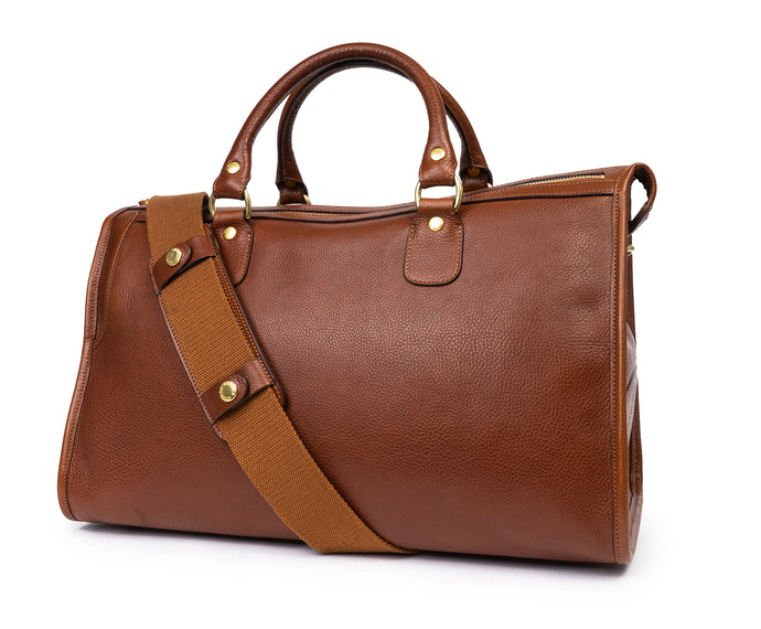 Stash No. 67 | Vintage Chestnut Leather
