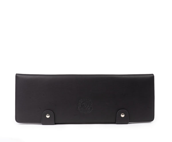 Tie Case No. 95 | Black Leather