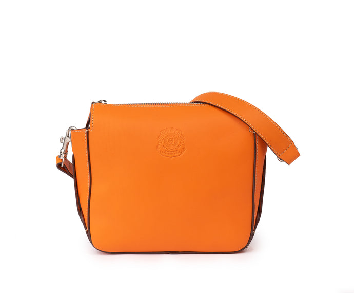 Tilley No. 760 | Orange Leather