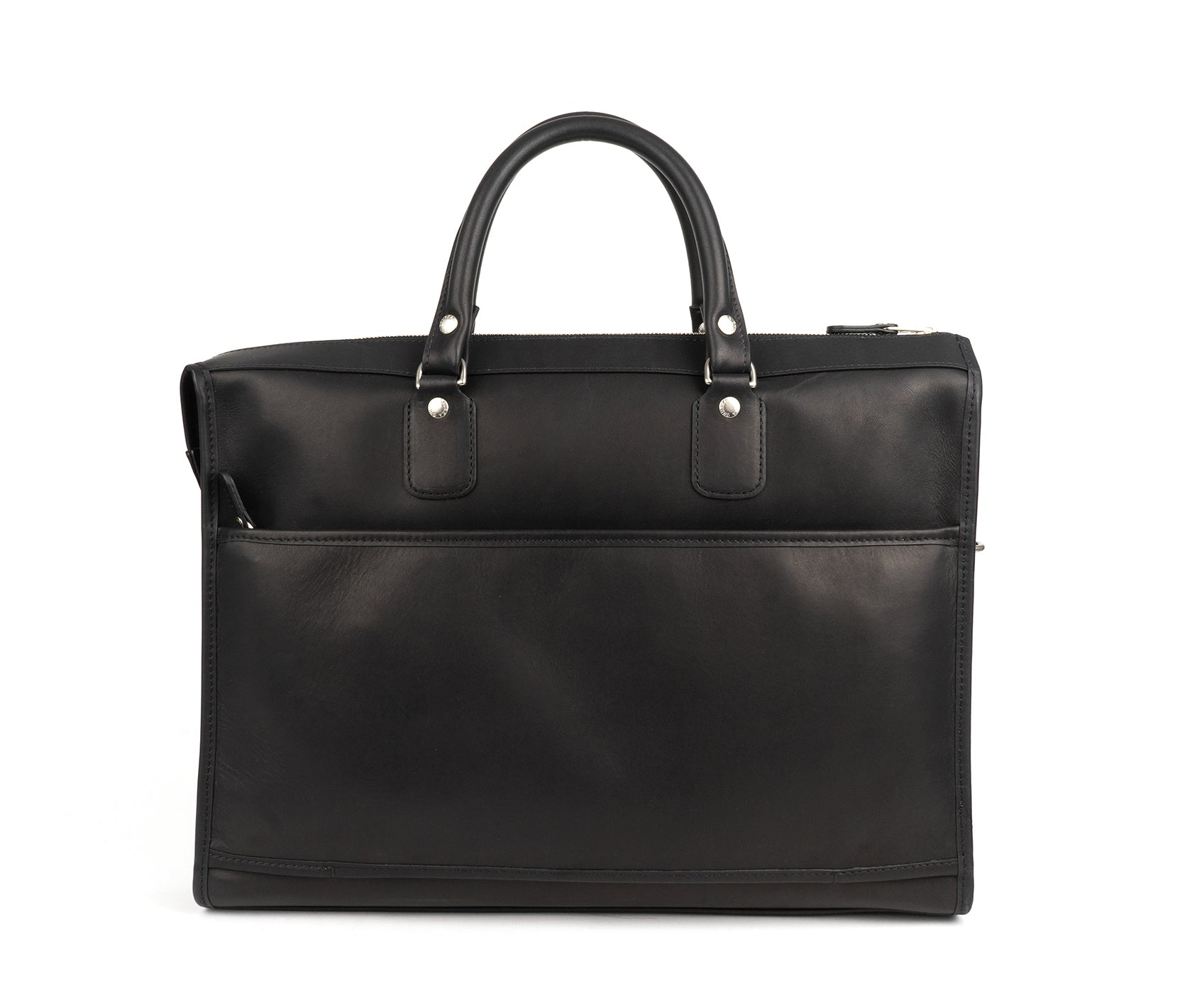 Vestry No. 152 | Black Leather