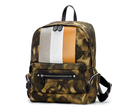 WESTON II NO. 159 | CAMO ORANGE STRIPE