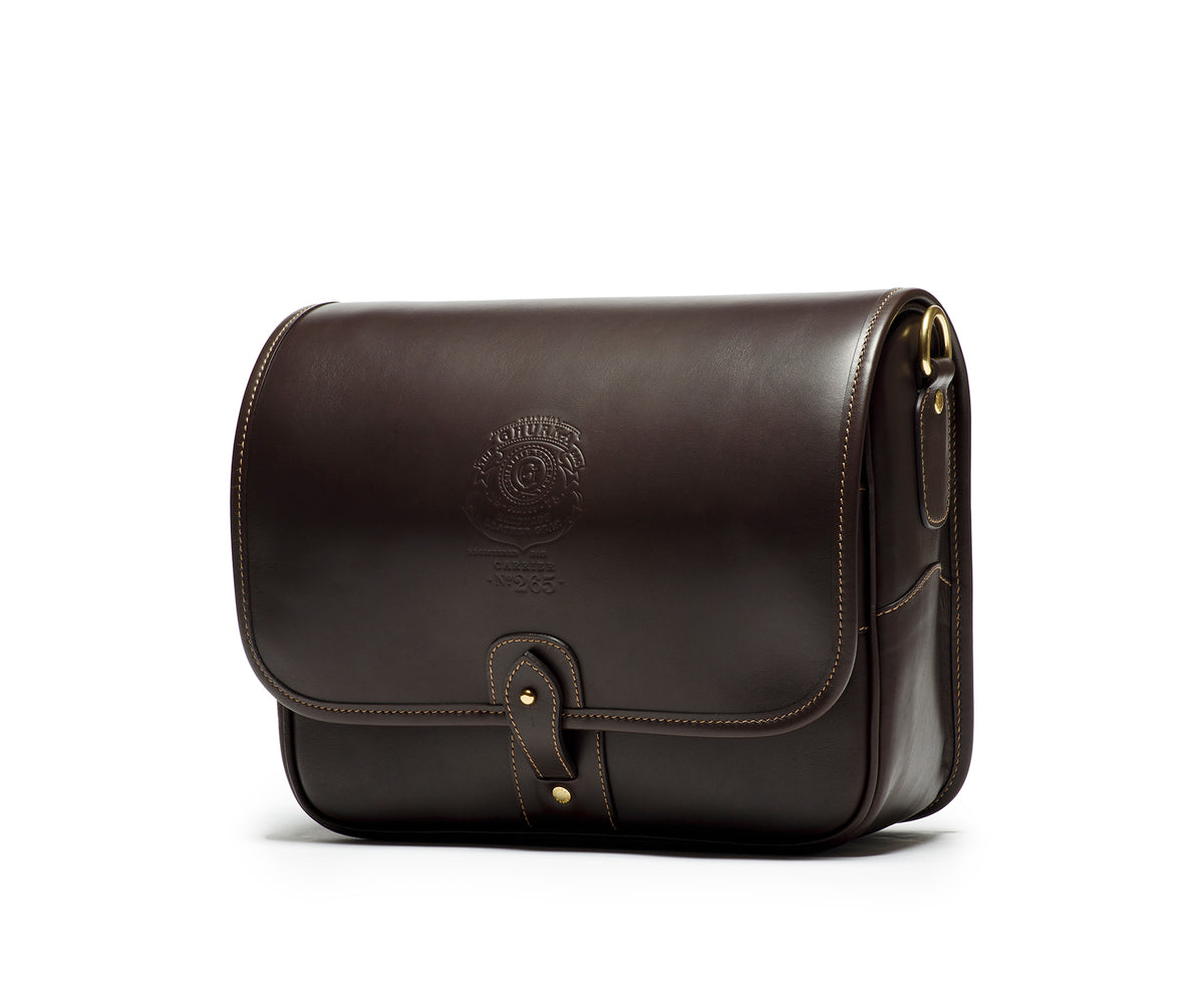 Carrier No. 265 | Walnut Leather