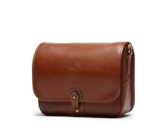 Carrier No. 265 | Vintage Chestnut Leather