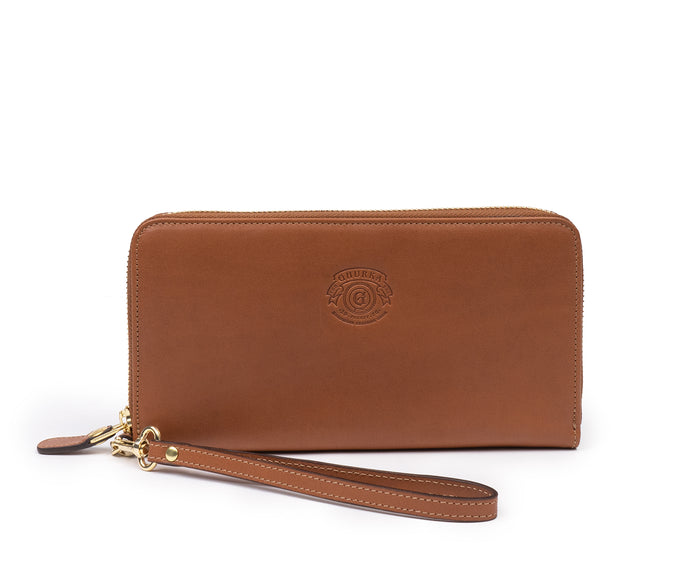 ZIP CLUTCH WALLET No. 211
