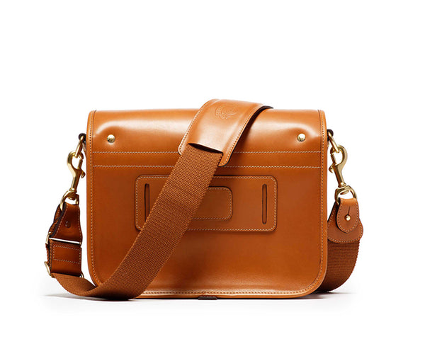 Carrier No. 265 | Chestnut Leather