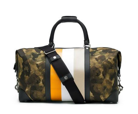 CAVALIER II No. 97 | CAMO ORANGE STRIPE