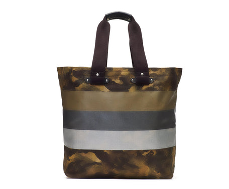 Load image into Gallery viewer, Camo Gunmetal Stripe