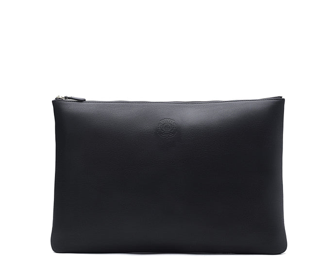 FOLIO NO. 462 | BLACK LEATHER