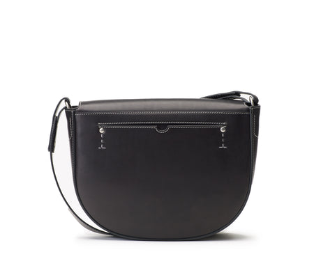 MARLOW II No. 422 | BLACK LEATHER