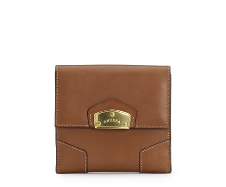 Load image into Gallery viewer, OLIVIA NO. 438 | CHESTNUT LEATHER