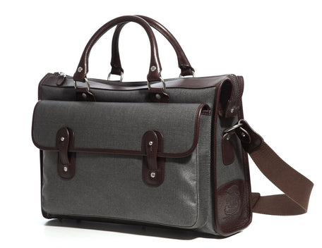 Load image into Gallery viewer, SATCHEL No. 17 BRIEFCASE