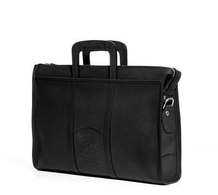 EXPEDITER No. 34 | BLACK LEATHER