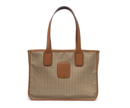STADIUM II No. 71 LEATHER TOTE