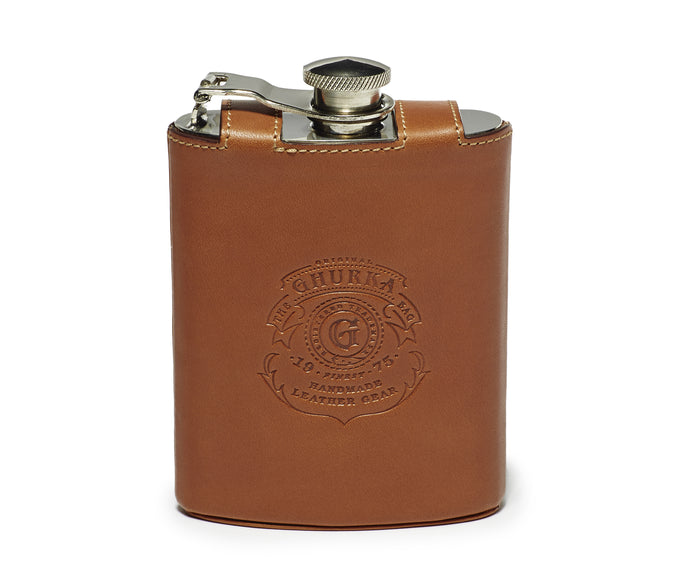 PEWTER FLASK No. 220