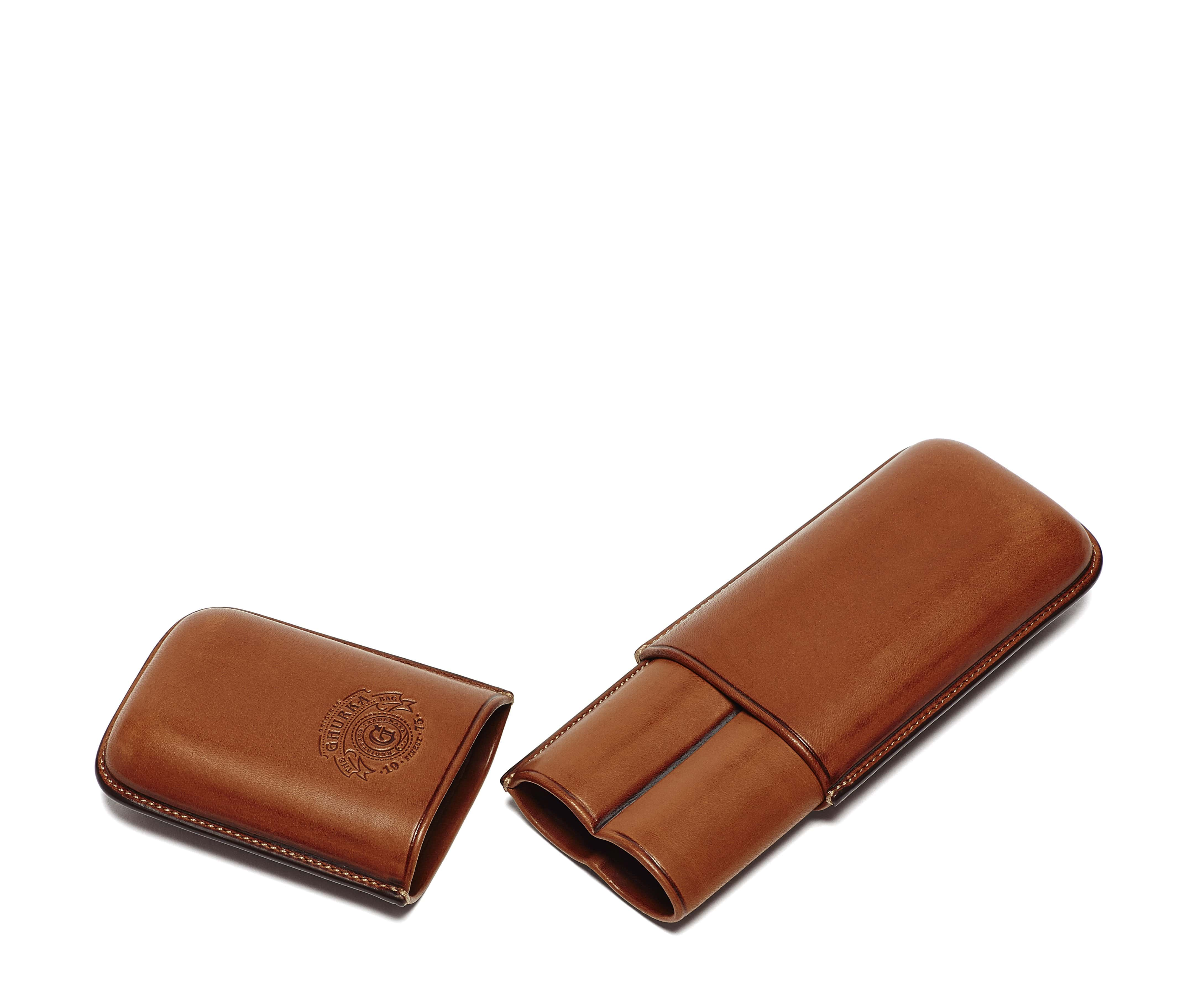 Chestnut Leather