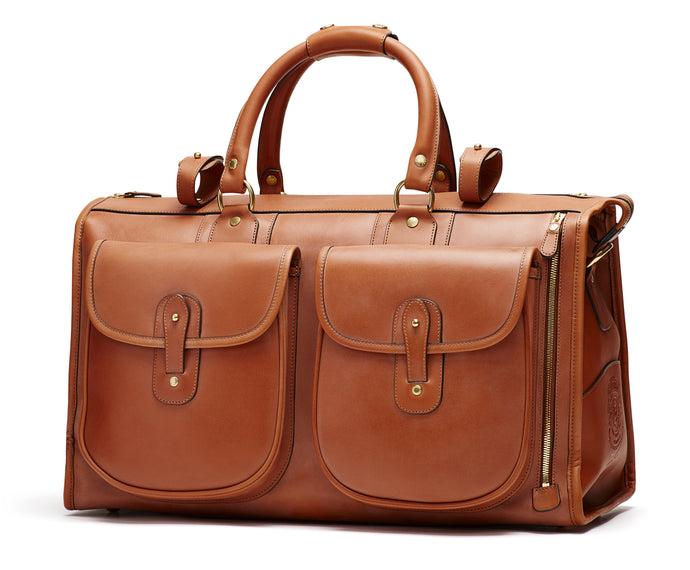 Express No. 2 | Chestnut Leather