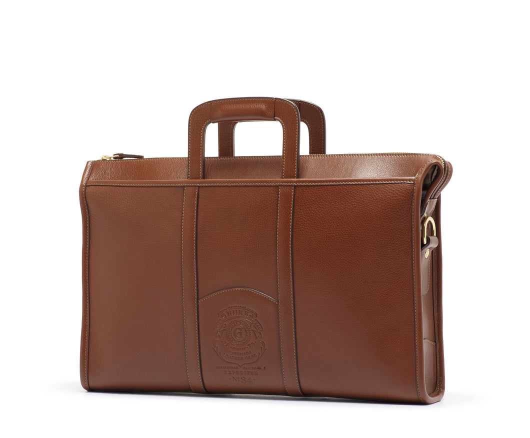 EXPEDITER No. 34 | VINTAGE CHESTNUT LEATHER