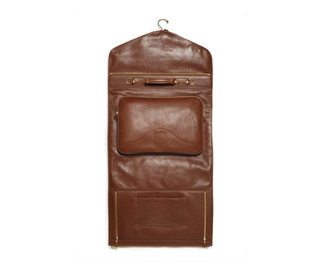Load image into Gallery viewer, Vintage Chestnut Leather