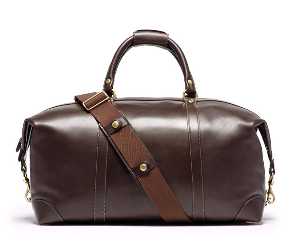 Cavalier III No. 98 | Walnut Leather