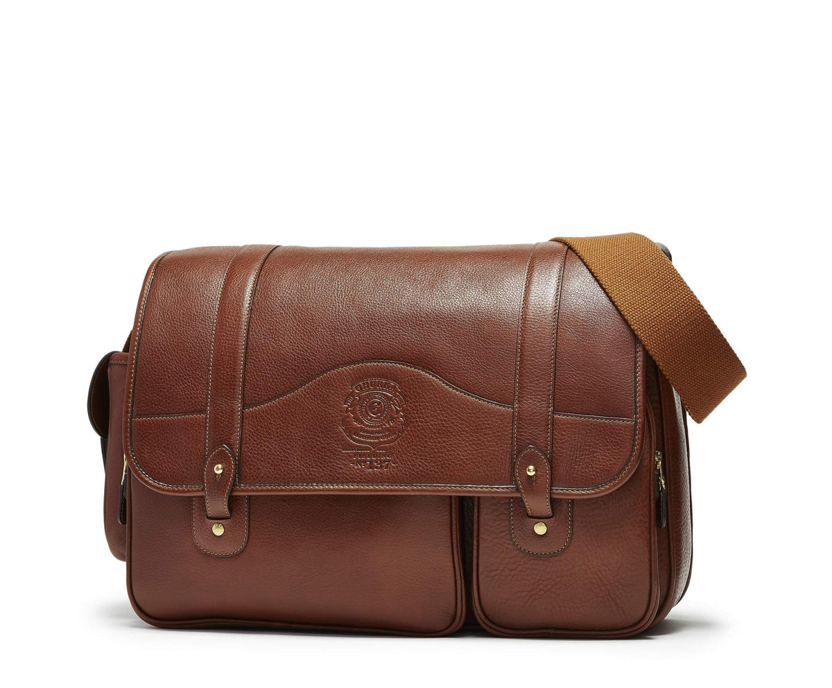 Fielding No. 137 | Vintage Chestnut Leather
