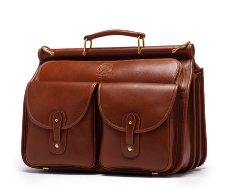 Vintage Chestnut Leather