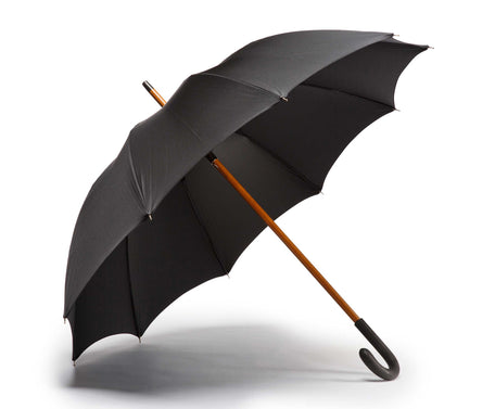 Load image into Gallery viewer, GENTLEMAN'S UMBRELLA No. 89 | BLACK